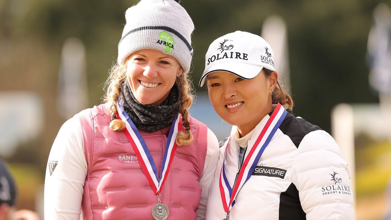 How much money each player won at U.S. Women's Open