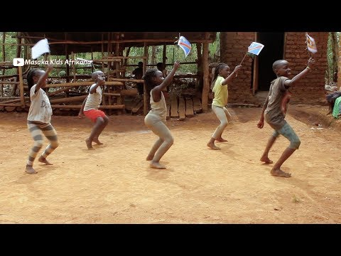 #ROSALINACHALLENGE By MASAKA KIDS UGANDA (Rate their dance out of 10) @masakakidsafricana