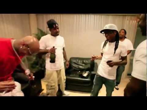 Birdman Gives Lil Wayne a $1 Million dollar Birthday 2013 HD