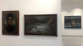 ARTtv  Aydın Ayan  45 1 Zamandizin ve Seçki  Çankaya Belediyesi Çağdaş Sanatlar Merkezi