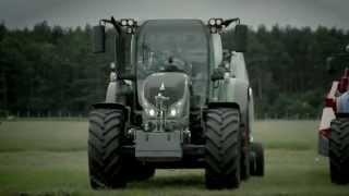 OPOLAGRA 2013 film ciągniki FENDT i MASSEY FERGUSON z maszynami - KORBANEK