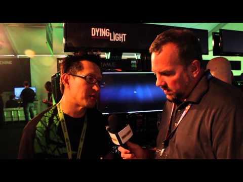 E3 2014: NVIDIA G-SYNC interview