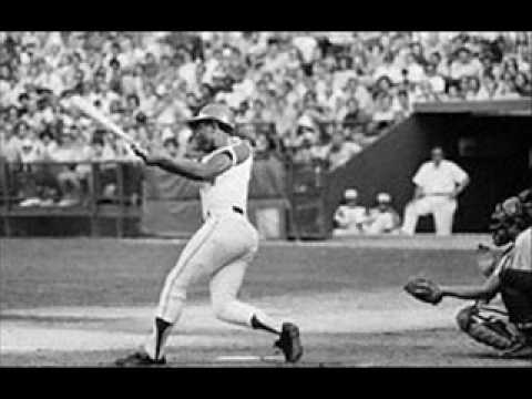 THREE HOME RUN CALLS OF HANK AARON
