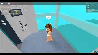 (Roblox) Elevator testing for leveon hotels!