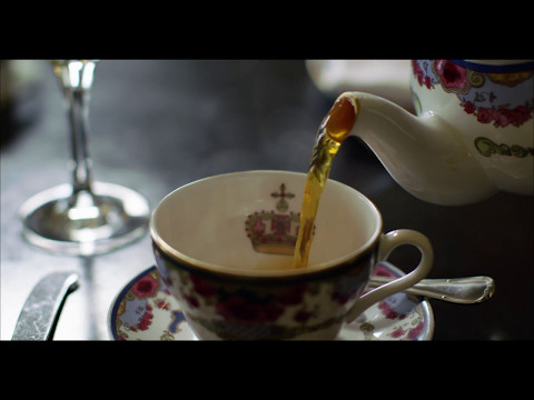 Fairmont Empress Torte - A Royal Cake Fit For A Queen