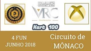 kart 100 - Circuito de MÔNACO