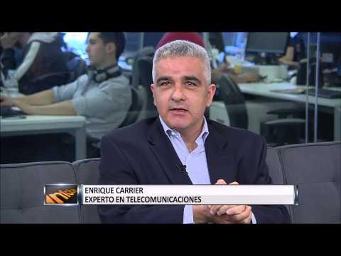 Enrique Carrier analiza la venta de Telecom Argentina