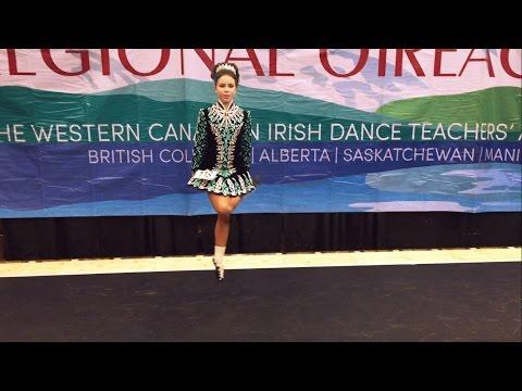 Try Everything (Shakira) - Irish Dance Inspiration