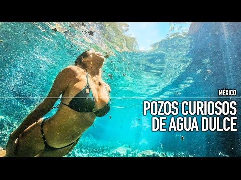 Los cenotes de Yucatán, México y su historia