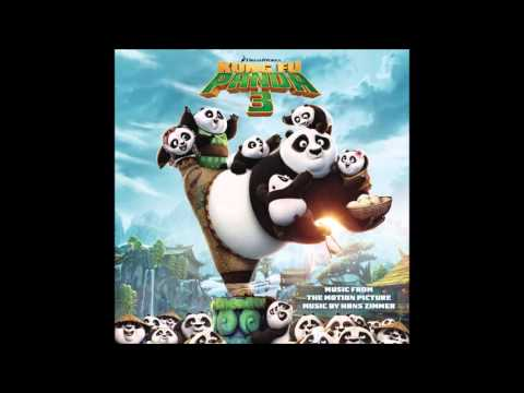 Kung Fu Panda 3 - Kung Fu Fighting - Shanghai Musical Studio Choirs - Soundtrack