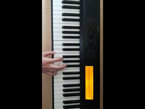Em7 Piano Chord Worshipchords