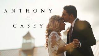 Anthony + Casey CINEMATIC WEDDING FILM