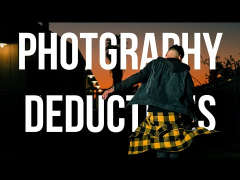Top Photography Business Expenses For Taxes | Photo Shoot VLOG