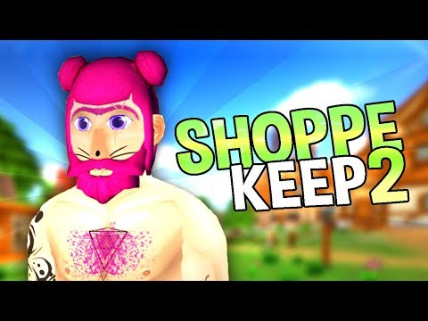 BEST SHOP CHEAP PRICES! Selling Goods for Profits! - Shoppe Keep 2 Gameplay
