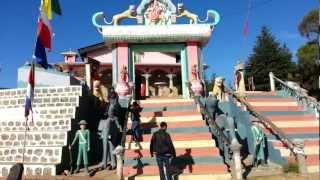 Ugratara temple dadeldhura visit
