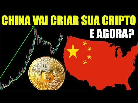 Analise Bitcoin Hoje – China Irá Criar Sua Própria Criptomoeda! Bitcoin Em Risco?
