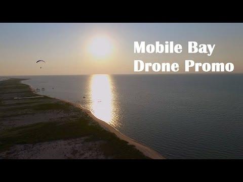 Mobile Bay Area Drone Promo