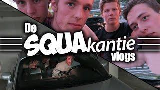 LAATSTE DAG BIJ MILAN EN DON - #SQUAkantie vlog #8