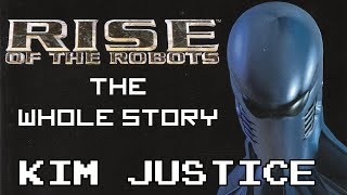 Rise of the Robots Review:  The Whole Story (Amiga, Sega, 3DO, PC etc.) - Kim Justice