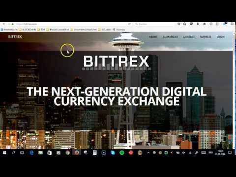 How to Buy & Sell Cryptocurrency on Bittrex