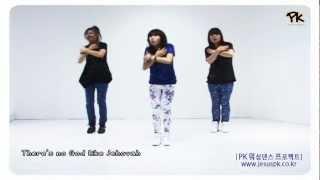 [PK워프]Days Of Elijah(지금은엘리야때처럼 영어버전)-Promise Keepers Worship Dance Project CCD워십댄스 배우기영상