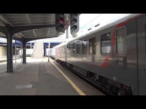 EuroNight Moskwa - Paryż W Poznaniu