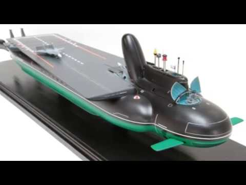 World First Underwater Aircraft Carrier