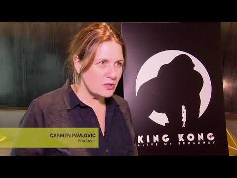 Creators of King Kong Take You Inside Broadway's New Musical