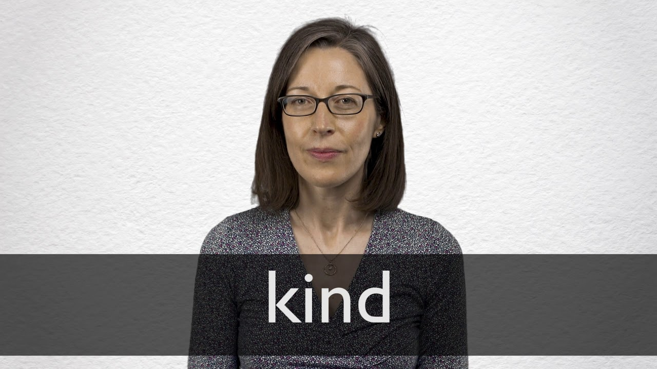 "Hindi Translation of ""kind"" 