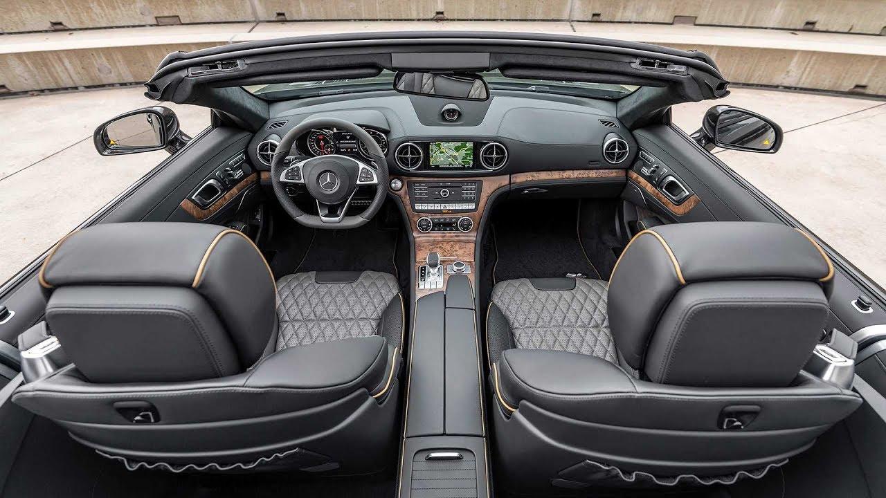 2020 Mercedes Sl Class Grand Edition Debuts Youtube