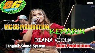 KEMARIN // MG 86 PRODUCTION // DIANA VIOLA