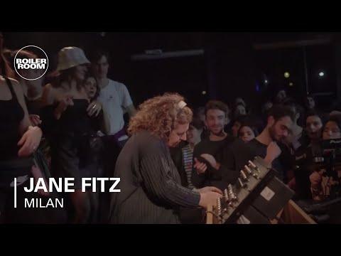 Jane Fitz | Boiler Room Milan: Apollo