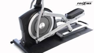 PROXIMA MAXIMUS новый эллиптический тренажер для дома от Спорт Доставки для продвинутых пользователе(, 2015-02-02T11:04:36.000Z)
