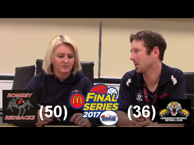 RDFNL Netball  - Week Three Finals