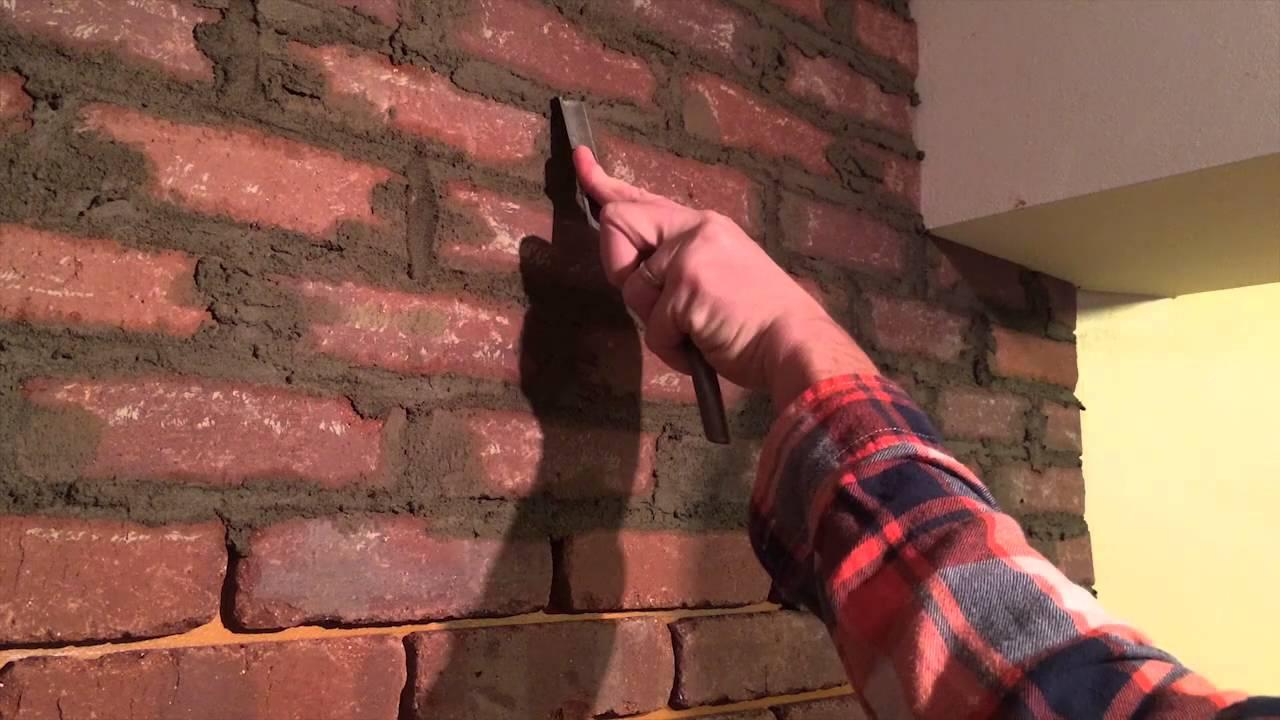 Installing Thin Brick YouTube