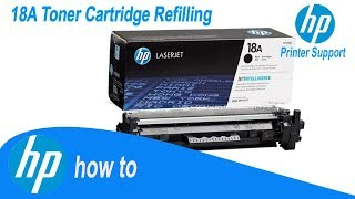 HP 30A (CF230A), /18A Toner Cartridge Refilling Tips And Tricks