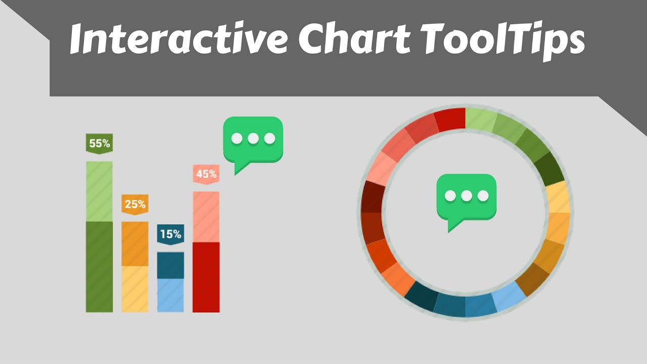 Interactive Chart Tooltips - Excel Dashboard School - YouTube