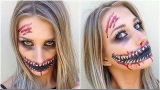 Creepy Killer Mouth | Easy Halloween Tutorial Thumbnail