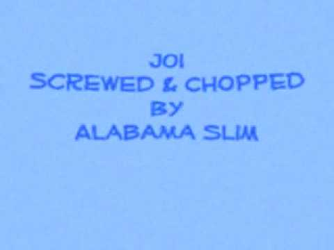 lick Screwed & Chopped  Alabama Slim