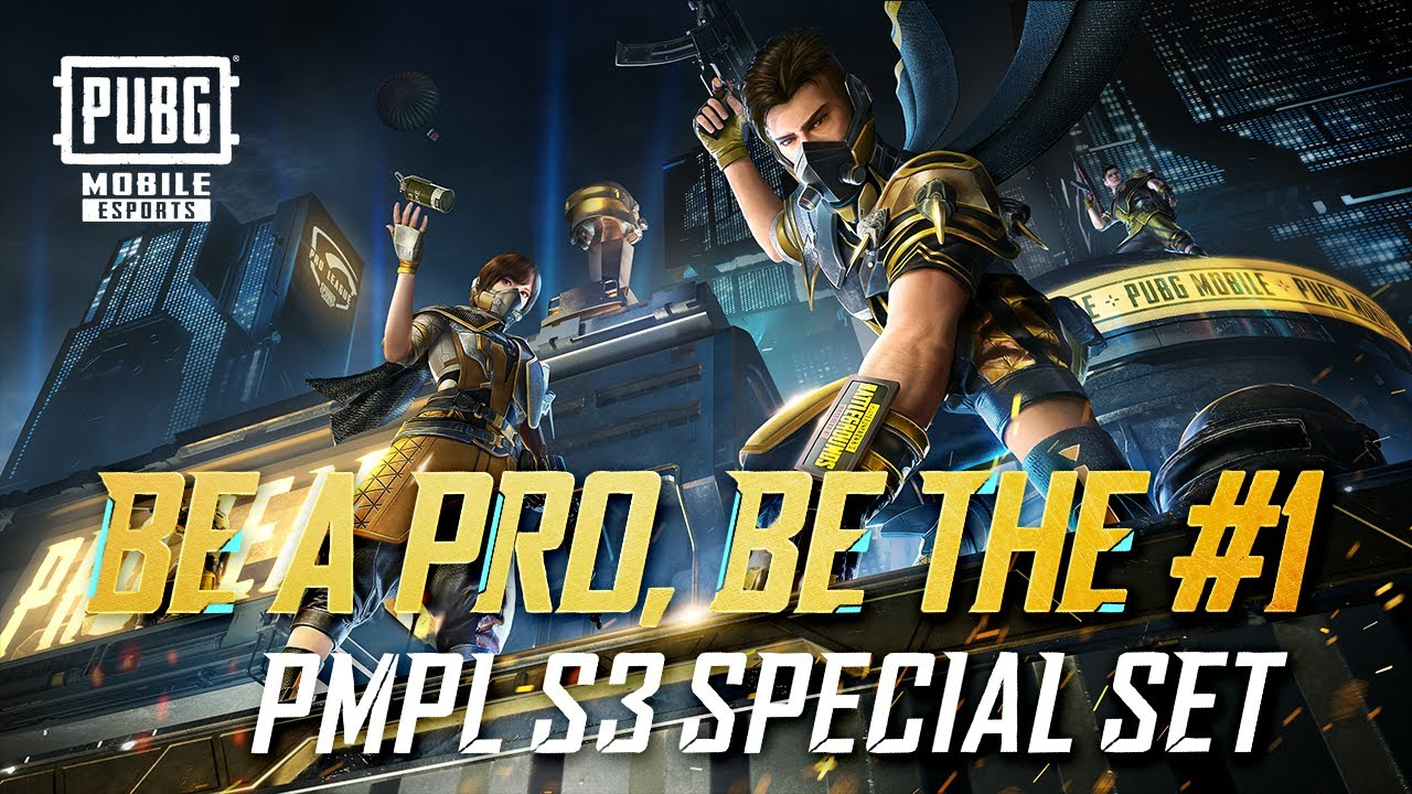 PMPL Season 3 Special Set Available Now!