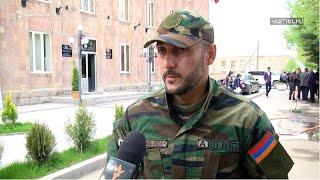 Եթե ադրբեջանական ուժերը փորձեն կրկին առաջ գալ, շատ լուրջ հակահարված կստանան. Վարդենիսի համայնքապետ