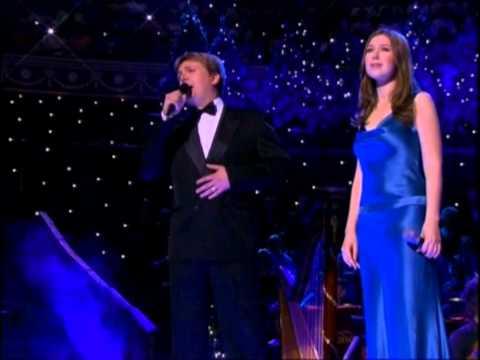 Silent Night - Hayley Westenra & Aled Jones (2004)