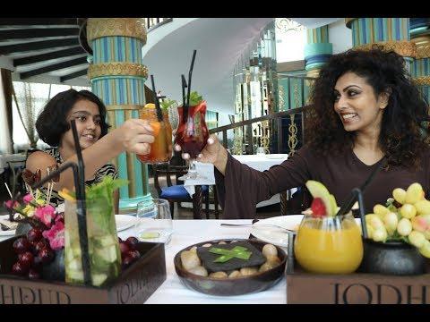 Dubai Blogger visits Jodhpur Royal Dining- Ramadan 2018 iftar