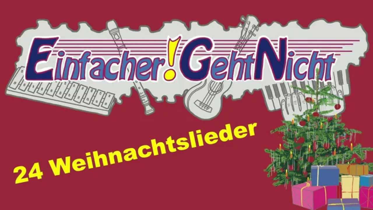 Süßer die Glocken nie klingen (Instrumental Weihnachtslied) - YouTube
