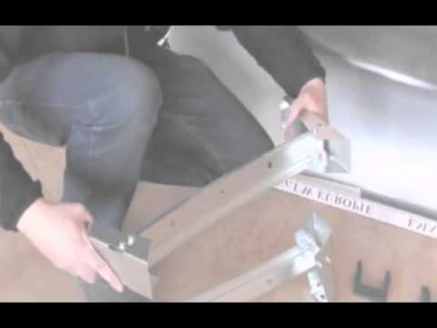 инструкция по установке ножек на ванну estap