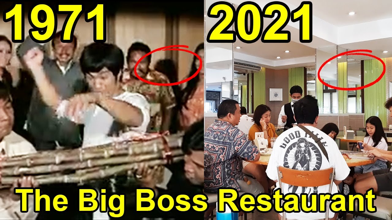 Bruce Lee The Big Boss Restaurant Movie Scenes Filming Locations After 50 Years