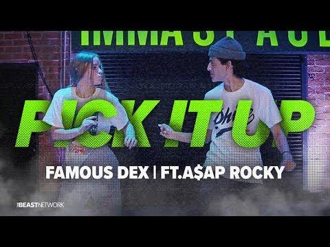Julian DeGuzman Choreography | PICK IT UP  -  Famous Dex | IMMASPACE