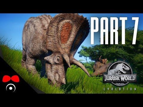 RAPTOŘI JSOU VENKU! | Jurassic World: Evolution #7