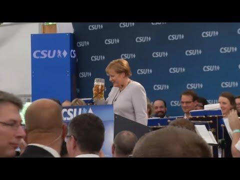 Wir gegen Trump?: Angela Merkel hat eine deutliche Position