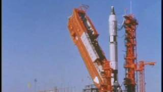 Launch of Gemini 5 (CBS audio)